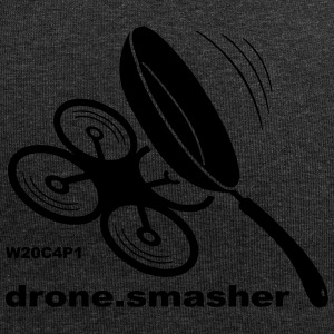 drone-Smasher - Beanie in jersey