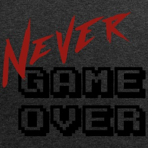 Big_Never_game_Over - Jersey Beanie