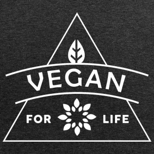 VEGAN FOR LIFE - Jersey-Beanie