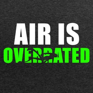 Air is overrated - Jersey-Beanie