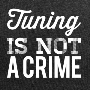Tuning is not a crime - Jersey Beanie