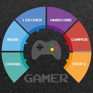 game wheel - Jersey-Beanie