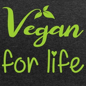 Vegan for life - Jersey Beanie