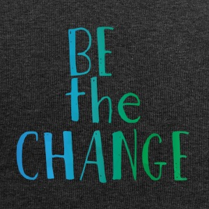 Hipster: Be the Change - Jersey Beanie