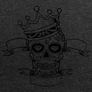 re Skull - Beanie in jersey