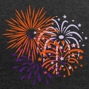 Fireworks, Happy New Year, Party, Festival, Show - Jersey Beanie