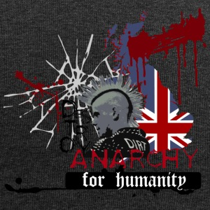 ANARCHY FOR HUMANITY - Jersey Beanie
