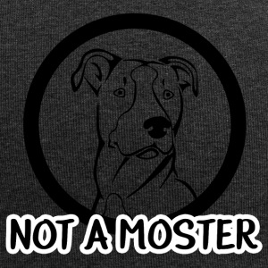 Hund / Pitpull: Not A Monster - Jersey-Beanie