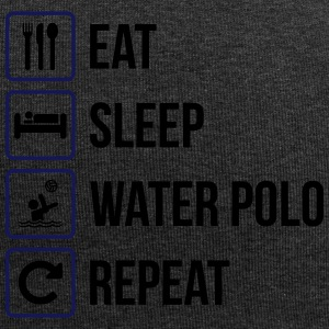 Eat Sleep Waterpolo Repeat - Jersey-Beanie