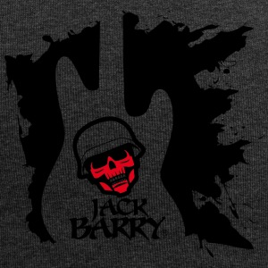 Jack Barry Skull 3 - Beanie in jersey