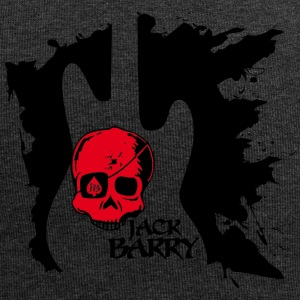 Jack Barry Skull - Beanie in jersey