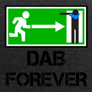 EXIT FOREVER DAB / DAB nooduitgang - Jersey-Beanie