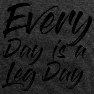 EVEREY DAY IS A LEG DAY - Jersey-Beanie