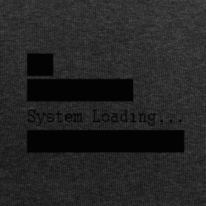 System_Loading - Beanie in jersey