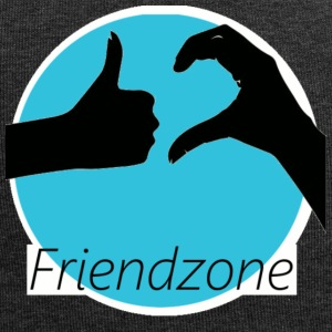 friend zone - Jersey Beanie