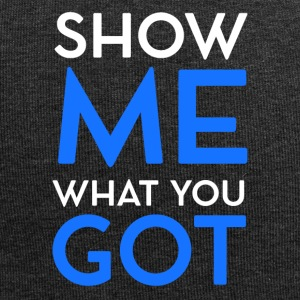 Show me what you got - Jersey-Beanie