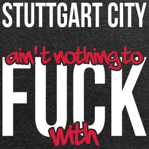 Stuttgart City ain't nothing to fuck with - Jersey-Beanie
