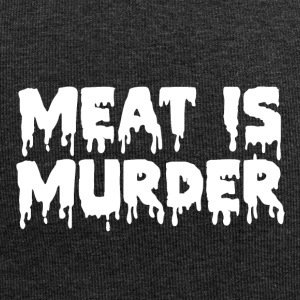 Meat Is Murder - Jersey Beanie