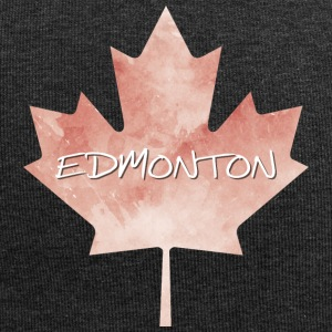 Maple Leaf Edmonton - Jersey Beanie
