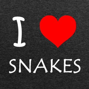 Amo Snakes - Beanie in jersey