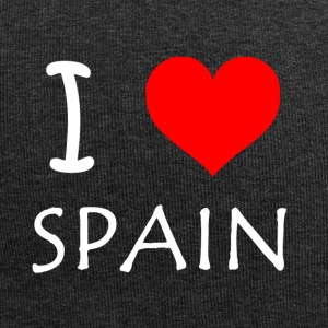 I Love Spain - Beanie in jersey
