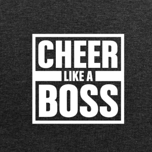 Cheer like Boss - Cheerleading - Jersey Beanie