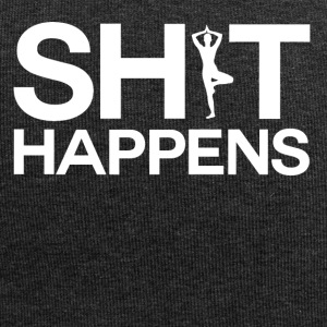 Shit Happens - Yoga - Jersey-beanie