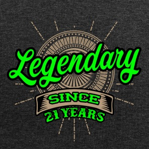 Legendary since 21 years t-shirt and hoodie - Jersey Beanie