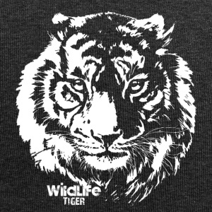 Wildlife · Tiger - Jersey-Beanie