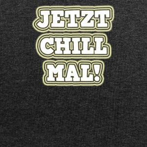 Now chill times - Jersey Beanie