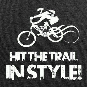 Hit the Trail in Style! Mountainbike Love - Jersey-Beanie