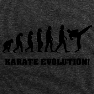 Karate evolution - Jersey Beanie
