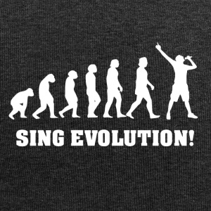 Singing Evolution, gåva för sångare - Jerseymössa