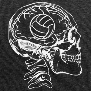 Volleyball in the head - Jersey Beanie