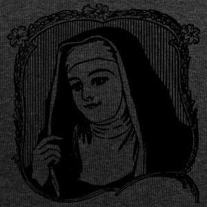 Marie picture nun - Jersey Beanie