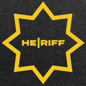 Sheriff guitarist tegn for ham. - Jersey-Beanie