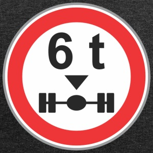 Road sign 6t - Jersey Beanie