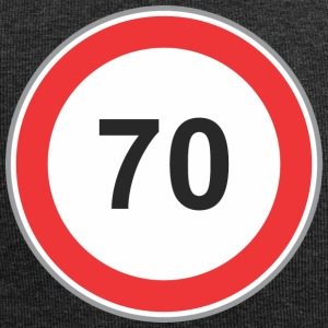 Road sign 70 - Jersey Beanie