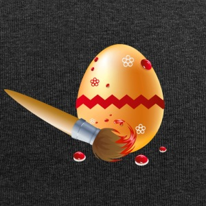 Easter Egg - Vector - Bonnet en jersey