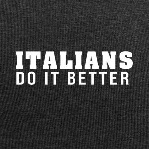 Italians are the best! - Jersey Beanie