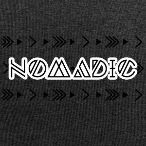 Hippie / Hippies: Nomadic - Beanie in jersey