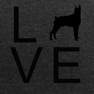 Dog Love 5 - Jersey Beanie