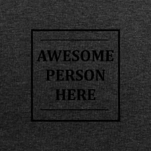 AWESOMEPERSONHERE - Jersey Beanie