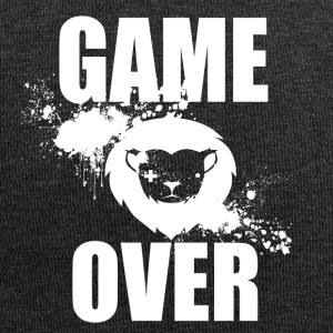 Gamer - Game Over - Bonnet en jersey