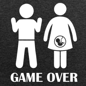 GAME OVER gravid - Jersey-beanie