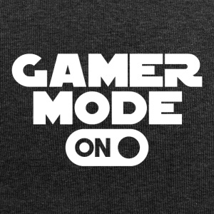Gamer - Game Mode On - Jersey Beanie