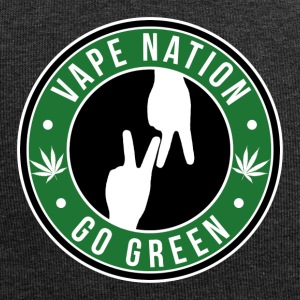 nation vape - Bonnet en jersey