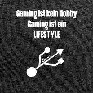 Gaming is not a hobby - Jersey Beanie