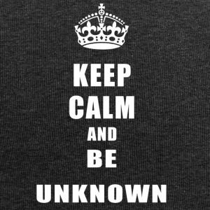 Unknown Rivals Keep Calm and be unknown - Jersey-Beanie