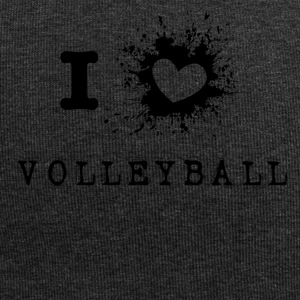 iLove volley-ball - Bonnet en jersey